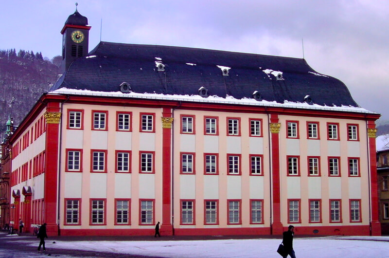 Latinum in 4 Wochen in Heidelberg